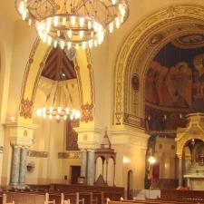 Les Arméniens sont les premiers selon la tradition à avoir adopté le Christianisme comme religion d'Etat en 301 après J-C.