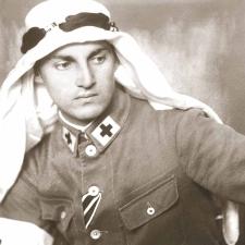 Armin Wegner prit des photos de ce qu'il vit en 1915.