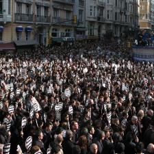 Le journaliste arméno-turc Hrant Dink a été assassiné le 19 janvier 2007.