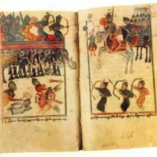 La bataille d'Avaraïr eut lieu le 26 mai 451 après J.-C.